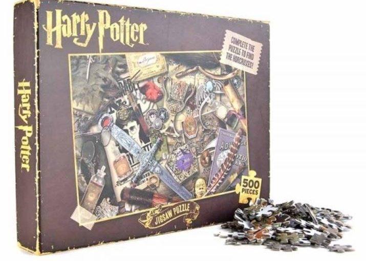 Gadżety z książek o Harrym Potterze