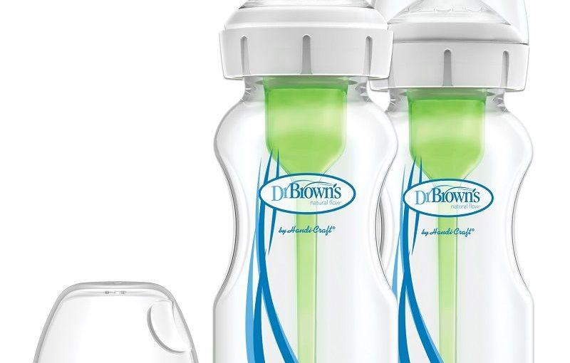 Na co zwrócić uwagę przy wyborze butelki dla niemowlaka?
