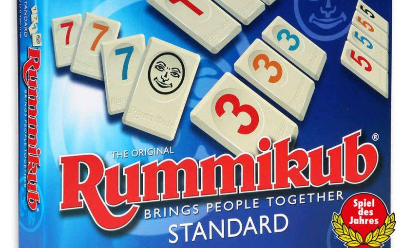 Rummikub – łączy ludzi